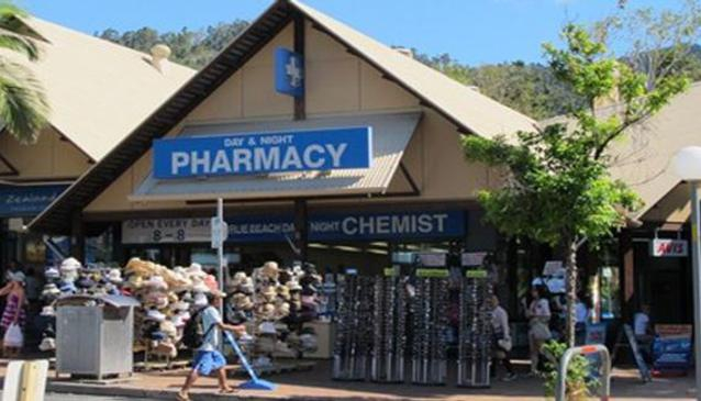 Airlie Beach Day & Night Chemist