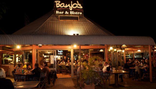 Banjo's Bar and Bistro