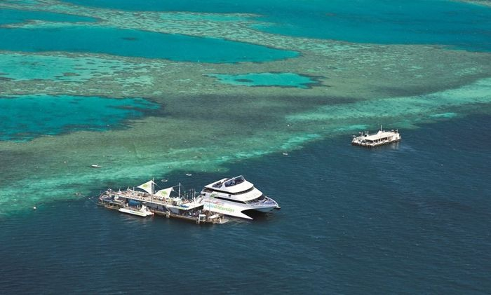 Cruise Whitsundays REEFSLEEP in Whitsundays | My Guide