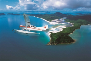 Great Barrier Reef and Whitehaven Beach Seaplane Tour