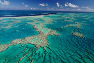 Great Barrier Reef & Islands Helicopter Flight