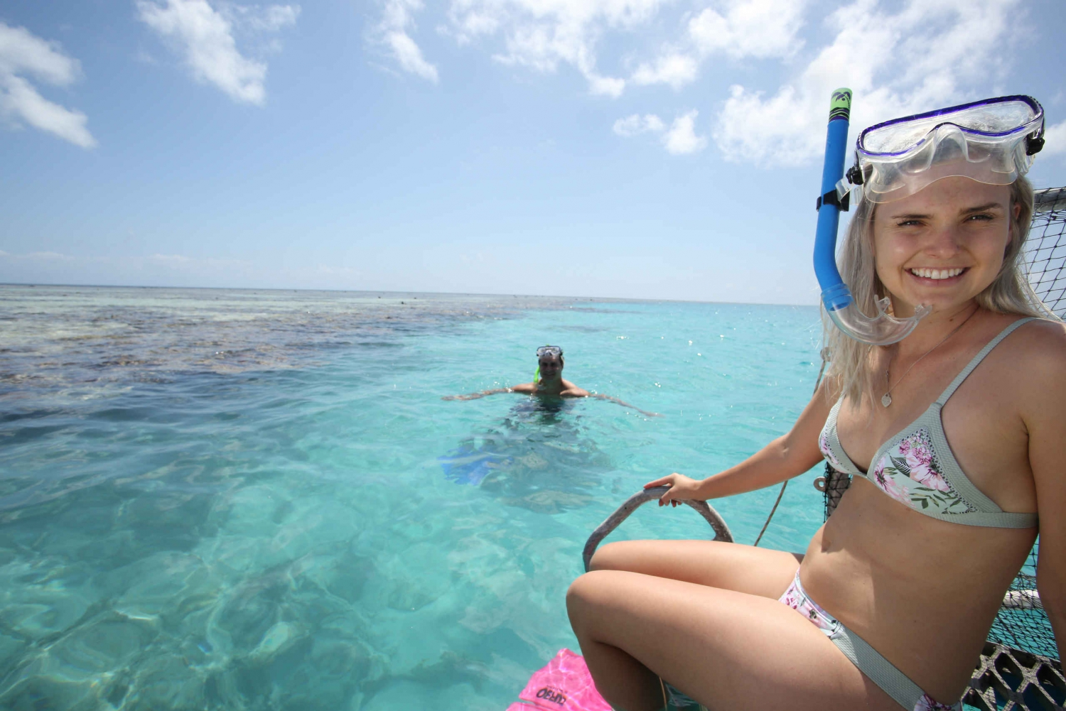 Great Barrier Reef Snorkeling Tour by Seaplane