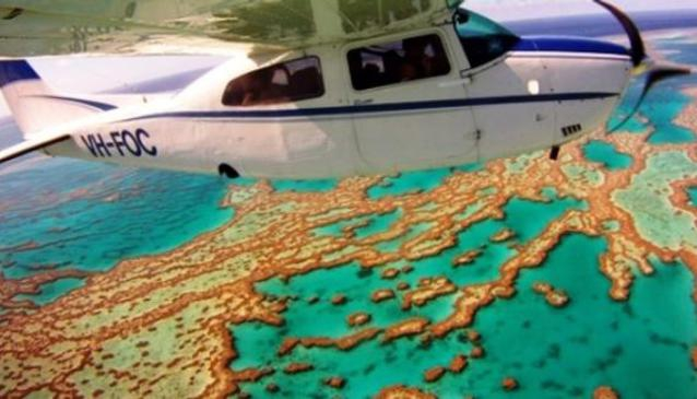 GSL Aviation - Great Barrier Reef & Islands