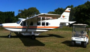 GSL Aviation, Whitsunday Airport