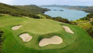 Hamilton Island golf course