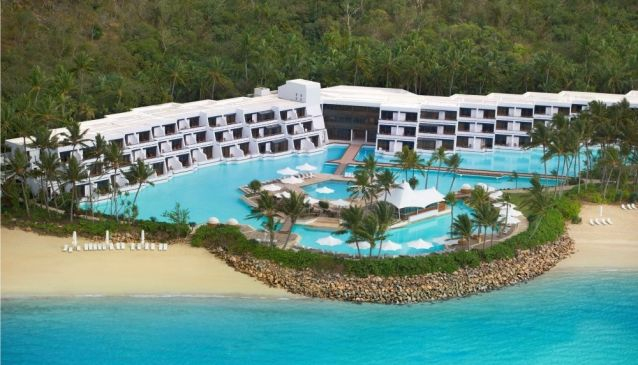 Hayman Island Resort In Whitsundays