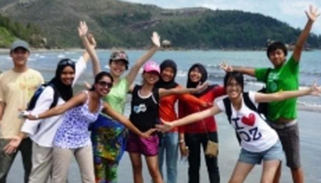Mackay Language College English Study Tour