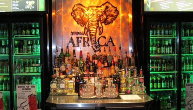 Mama Africa - Nightclub