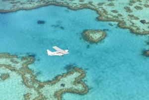 Ocean Rafting Tour with Snorkel & Scenic Flight