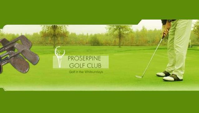 Proserpine Golf Club