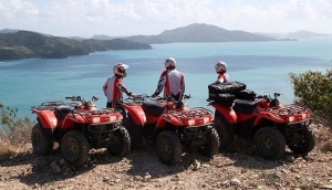 Quad Bike Tours, Hamilton Island