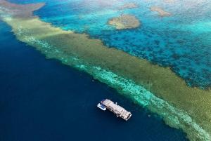 Reef Sleep: 2-Day Great Barrier Reef Pontoon & Gourmet Meals