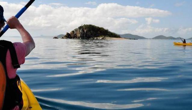 Salty Dog Sea Kayaking