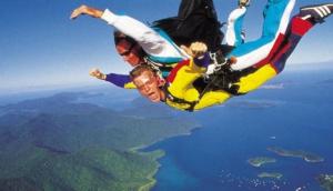 Skydive Airlie Beach