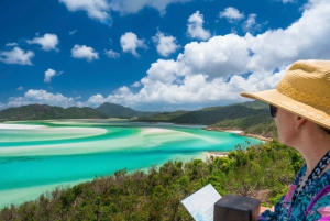 Ultimate Whitehaven Beach, Hike & Inlet Tour with Lunch