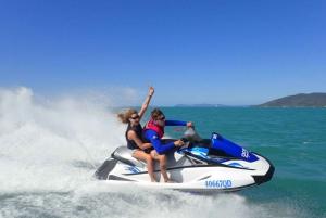 Whitehaven Beach and Jet Ski Island Adventure