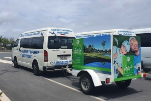 Whitsunday Coast Airport: Private Transfer