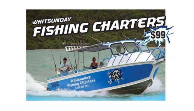 Whitsunday Fishing Charters