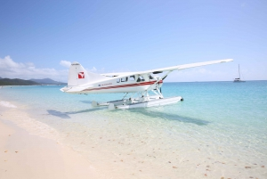 Whitsunday Islands and Great Barrier Reef Seaplane Flight