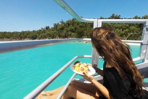 Whitsunday Islands High-Speed Cruise and Scenic Plane Flight