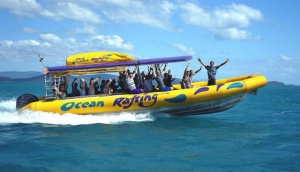 Whitsunday Ocean Rafting
