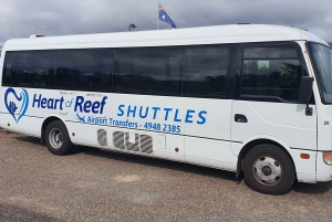 Whitsunday: Prosperpine Airport to Airlie Beach Transfer