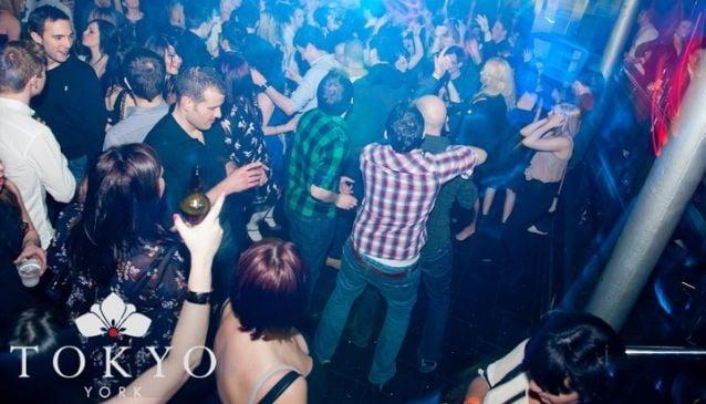 Night Club Review