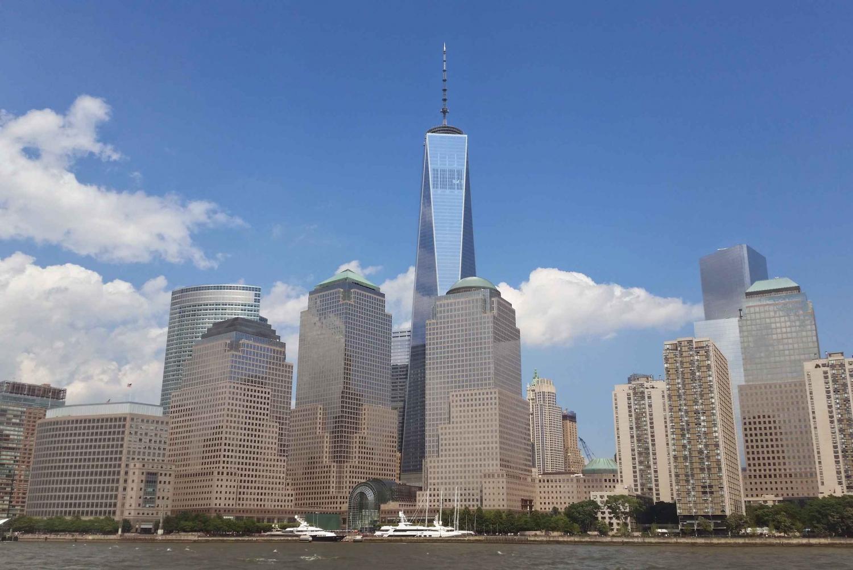 911 Ground Zero Tour with One World Observatory Ticket