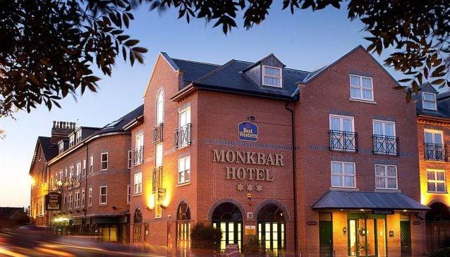 Best Western Monkbar Hotel York