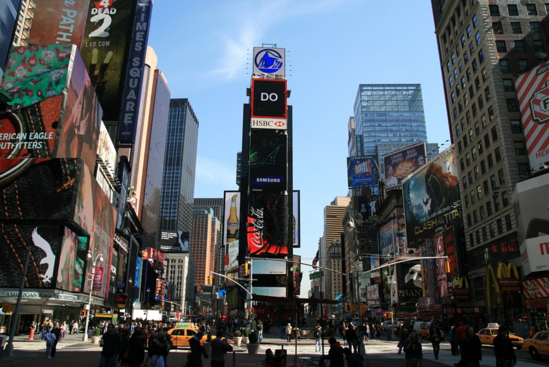 Broadway Theater District Walking Tour