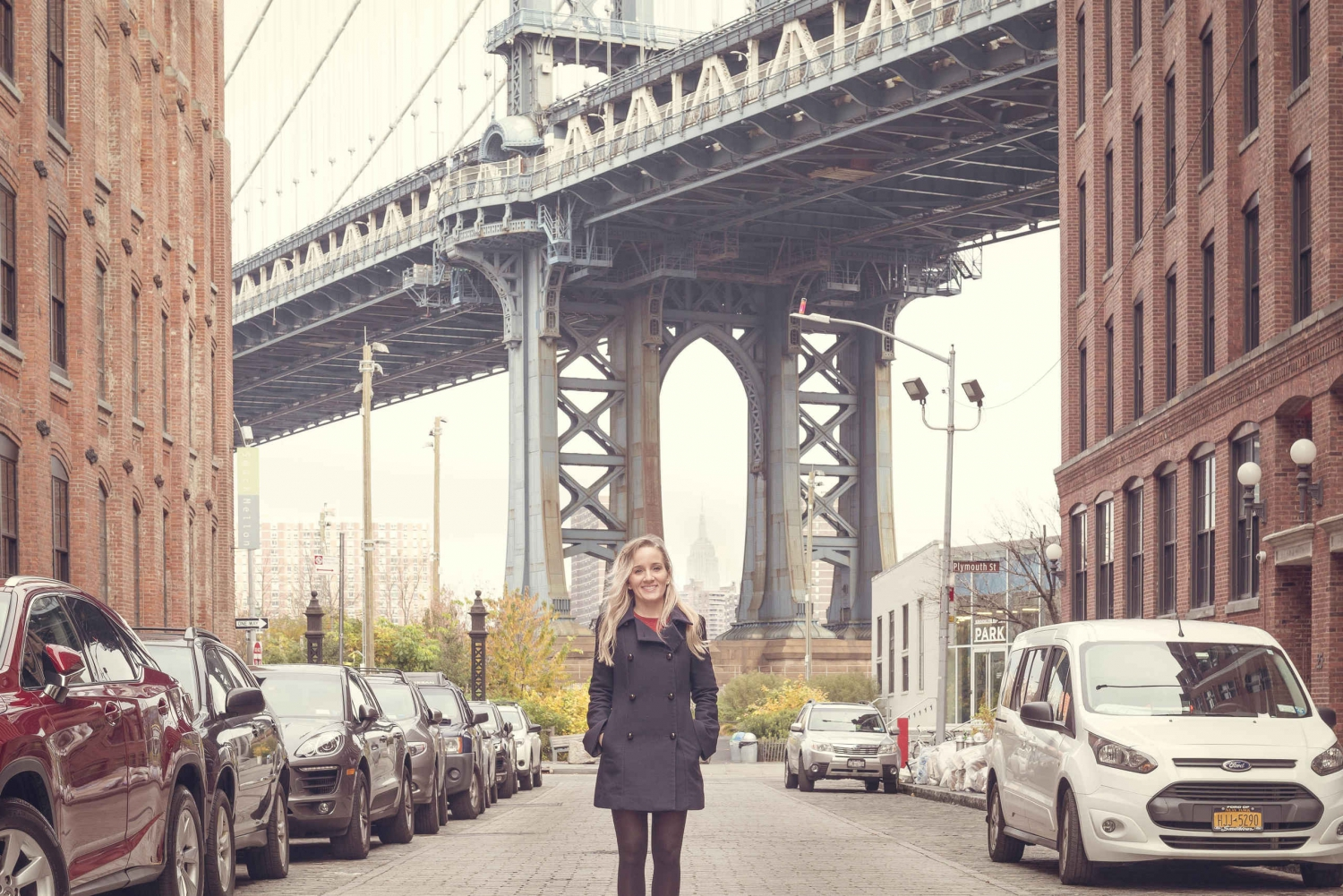 Brooklyn Bridge and Dumbo: Personal Photographer