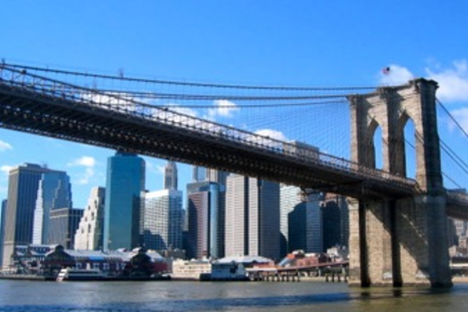 Brooklyn Bridge Architecture and Waterfront District Tour