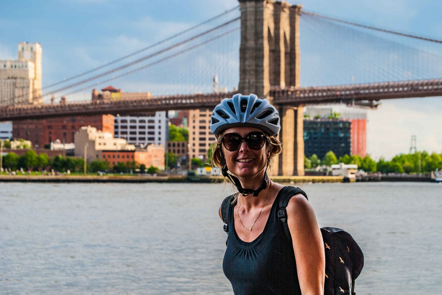 Brooklyn & Manhattan Bridges Bike Tour