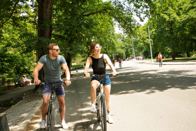 Central Park Bike Rental All Day