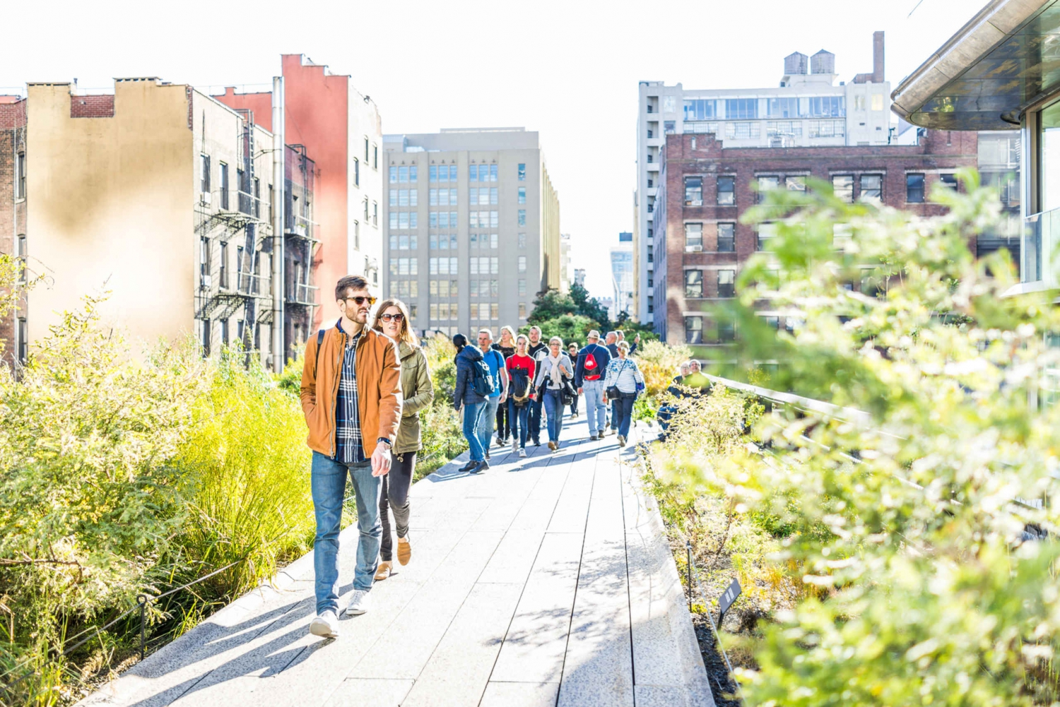 Chelsea Market, Meatpacking, High Line Food & History Tour