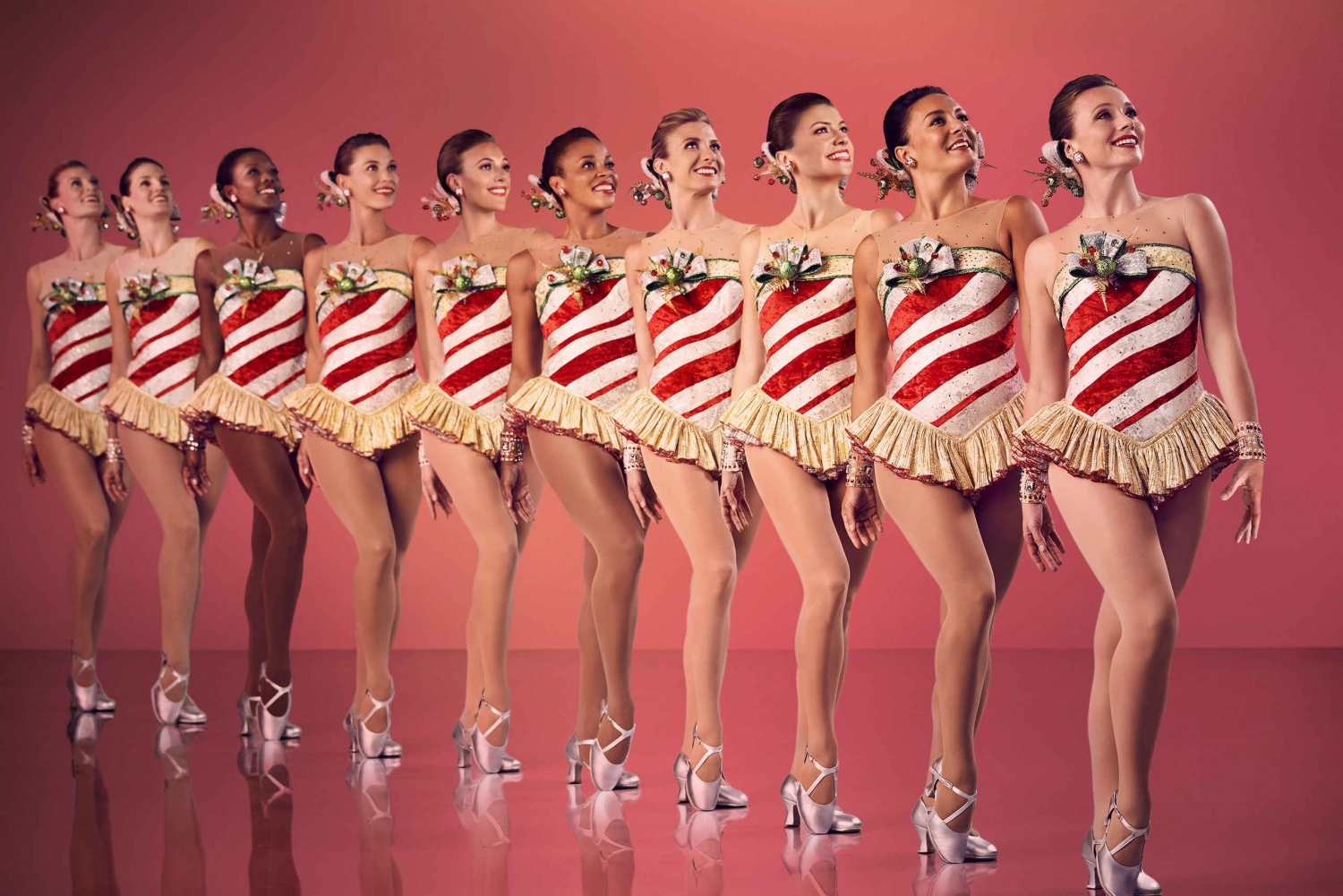 Christmas in New York with the Rockettes + Holidays Lights