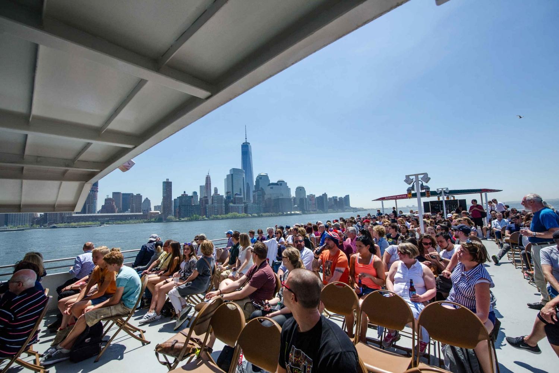 Circle Line: Best of New York Cruise – All Around Manhattan