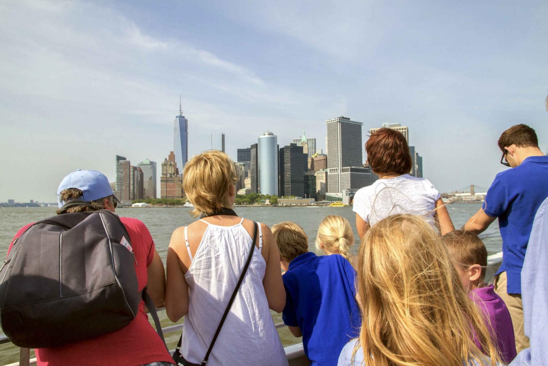 Circle Line: Statue of Liberty Cruise