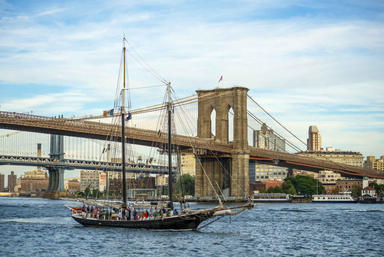 Clipper City Tall Ship Sunset Sail