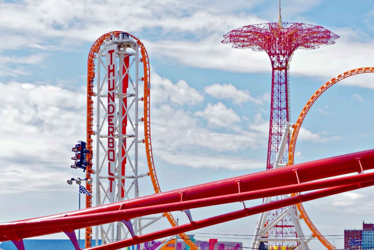 Coney Island: All-Day Pass to Luna Park