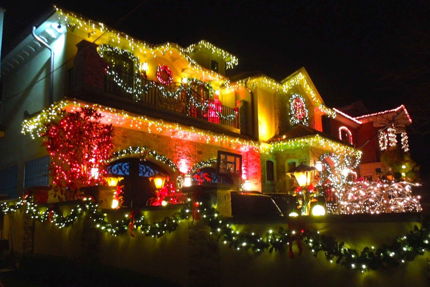 Dyker Heights Lights: Christmas in NYC Tour