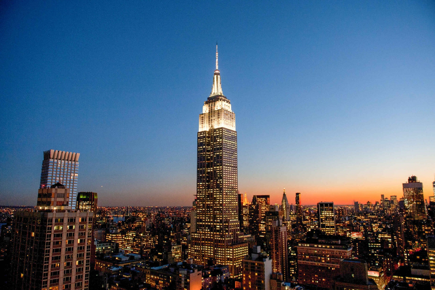 Empire State Building General & Express Ticket Options
