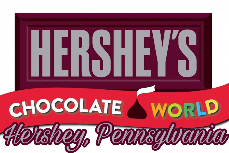 From New Hershey's Chocolate World, Pennsylvania