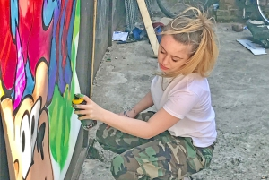 Graffiti Art Workshop in New York City