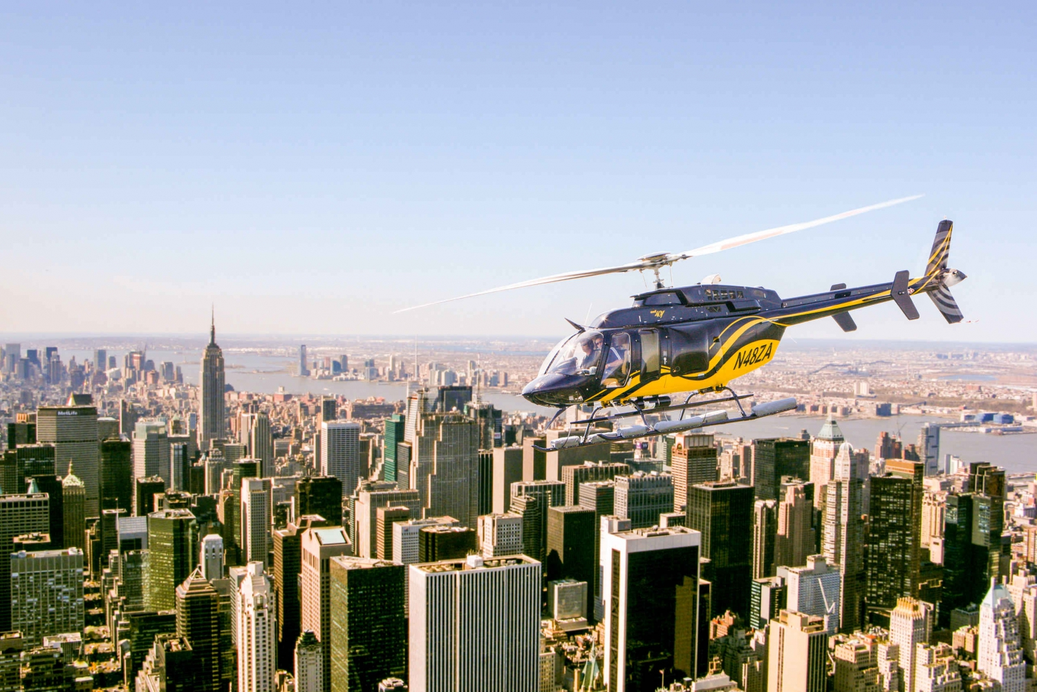 Grand Island Luxury Helicopter Tour