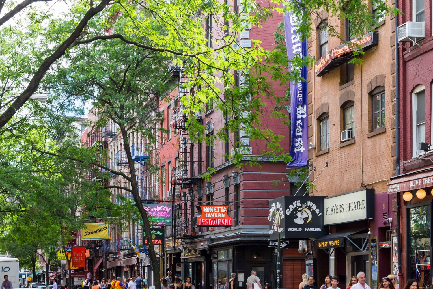 Greenwich Village Food Crawl