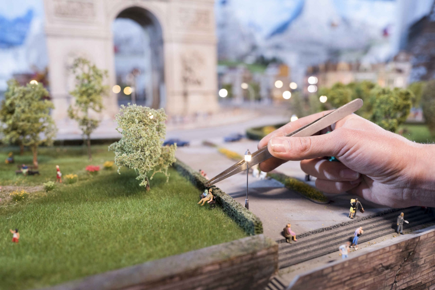 Gulliver's Gate Interactive World of Miniatures Entry Ticket