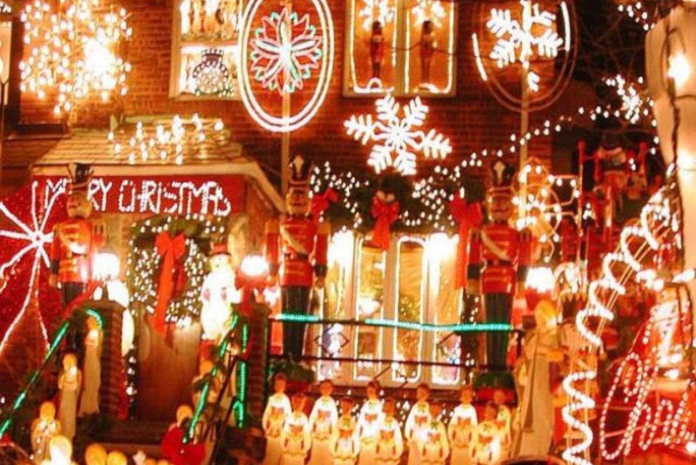 Half-Day Brooklyn Dyker Heights Christmas Lights Tour