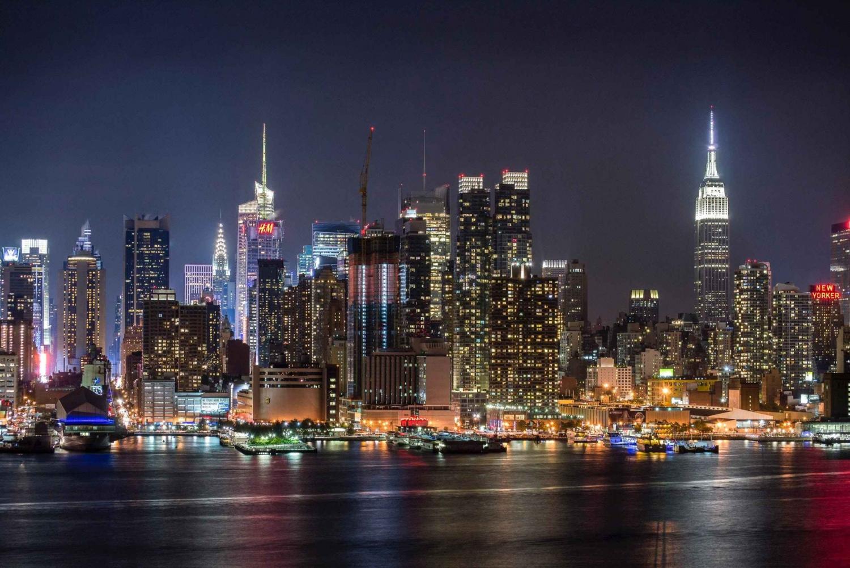 Half-Day Panoramic Night Tour of New York City