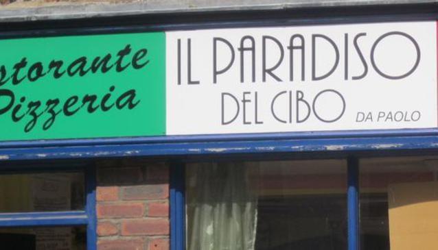 IL Paradiso Del Cibo